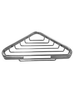 "Dawn® Triangle Basket 6-1/2"" x 6-1/2"" Satin Nickel"