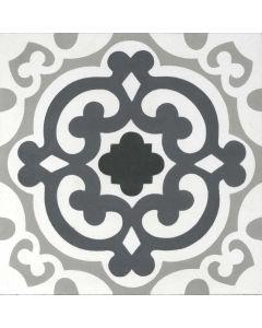 "Arto Brick - Indochine Cement: Matilija 8""x8""  - Cement Tile"