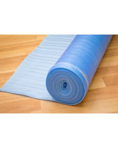 Underlayment - 2mm Blue Foam 3-IN-1