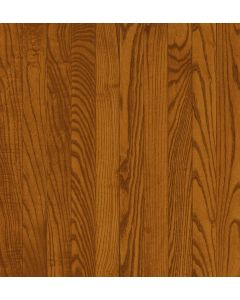 Bruce Hardwood - Dundee™ Wide Plank: Gunstock - Solid Red Oak