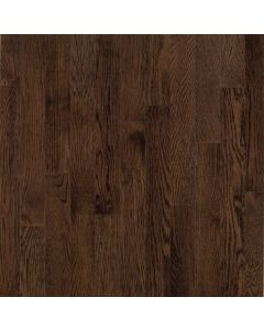 Bruce Hardwood - Dundee™: Mocha - Solid White Oak