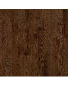 Bruce Hardwood - Dundee™ Wide Plank: Mocha - Solid Red Oak