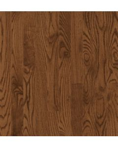 Bruce Hardwood - Dundee™ Wide Plank: Saddle - Solid Red Oak