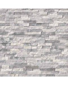 "MSI Stone - Rockmount: Alaska Grey 6""x24"" - Stacked Stone Panel"
