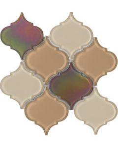 Elysium - Arabesque: Arabesque Shimmer Tan- Mosaics