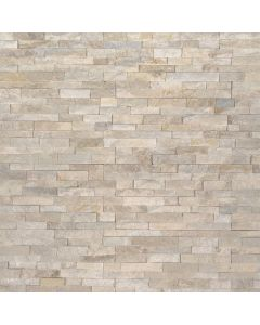 "MSI Stone - M-Series: Arctic Golden 4.5"" x 16""  - Stacked Stone Panel"