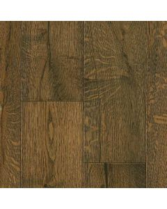 Armstrong - TimberBrushed™: Limed Blackened Earth - Engineered Wirebrushed White Oak