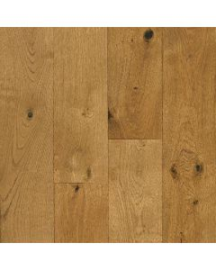 Armstrong - TimberBrushed™: Deep Etched Natural - Engineered Wirebrushed White Oak