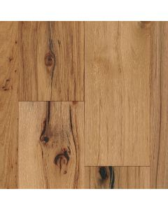 Armstrong - TimberBrushed ™: Deep Etched Natural - Engineered Wirebrushed Hickory