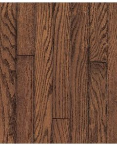 Armstrong - Ascot Strip: Mink - Solid Handscraped Red Oak