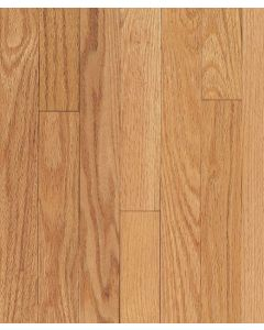 Armstrong - Ascot Strip: Natural - Handscraped Solid Red Oak