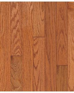 Armstrong - Ascot Strip: Topaz - Solid Handscraped Red Oak