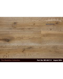 Naturally Aged Flooring - Medallion: Aspen Hills - Engineered Wirebrushed