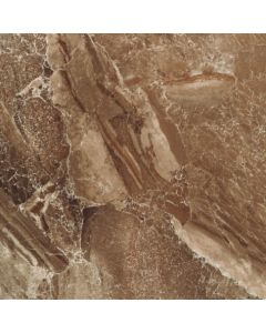 "Western Pacific - Perugia: Brown 18""x18"""