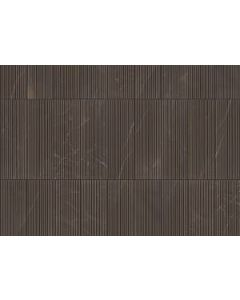 LDI - Structura: Brune Striped 4 x 13 - Ceramic Tile