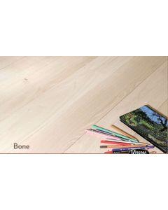 Virginia Hardwood - Genuine French Oak: Bone - Wirebrushed French Oak