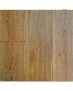 Carlton Hardwood - Spanish Hills: Los Arboles - Engineered Wirebrushed White Oak