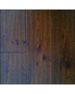 Carlton Hardwood - Spanish Hills: Marabella - Engineered Wirebrushed White Oak