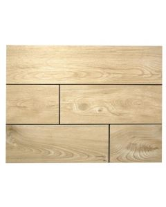 """Western Pacific - Timberline: Cedro 6""""X24"""""""
