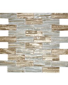 Western Pacific - Driftwood Mini Brick: Champagne