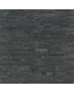 "MSI Stone - M-Series: Coal Canyon 4.5"" x 16"" - Stacked Stone Panel"