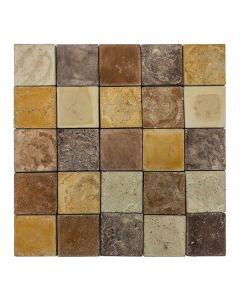 Arto Brick - Tile Artillo Colors: Creme Fraiche- Artillo Tile