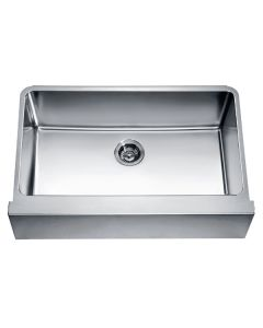 Dawn® Undermount Single Bowl with Straight Apron Front Sink
