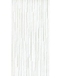 "Ottimo Ceramics - Direction: White 12""x24"" - Porcelain Wall Tile"