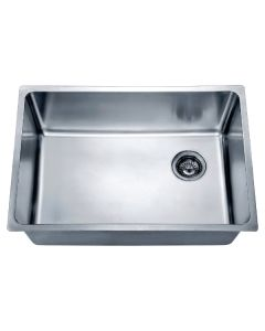 Dawn® Undermount Single Bowl Sink with Rear Corner Drain