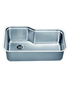 Dawn® Undermount Single Bowl Sink With Side Drain