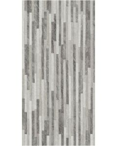 "Ottimo Ceramics - Direction: Grey 12""x24"" - Porcelain Wall Tile"
