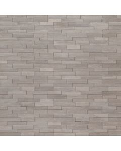 "MSI Stone - M-Series: Gray Oak 4.5"" x 6"" - Stacked Stone Panel"