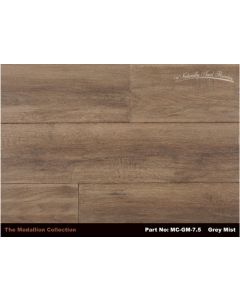 Naturally Aged Flooring - Grey Mist - Engineered Wirebrushed