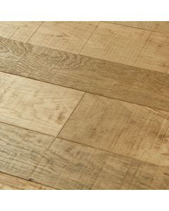Hallmark Floors - Organic Solid: Caraway - Solid Handscraped French Oak