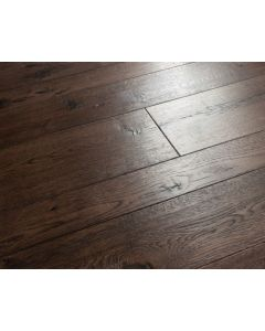 Hallmark Floors - Monterey: Gaucho - Engineered Wirebrushed Hickory