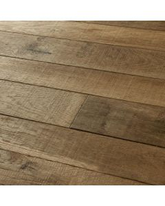 Hallmark Floors - Organic Solid: Masala - Solid Handscraped French Oak