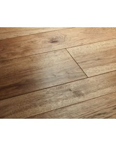 Hallmark Floors - Monterey: Ranchero - Engineered Wirebrushed Hickory