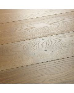 Hallmark Oak - Ventura: Sandal Oak - Engineered Wirebrushed