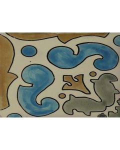Decorative Antique Tile - HB01
