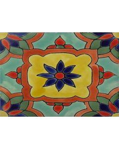 Decorative Antique Tile - HB03