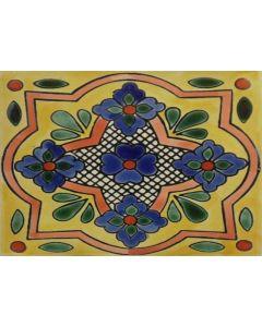 Decorative Antique Tile - HB06