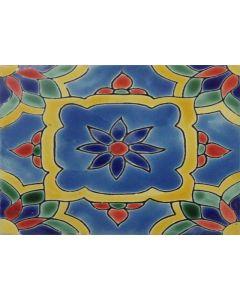 Decorative Antique Tile - HB07