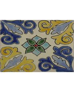 Decorative Antique Tile - HB19