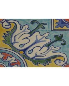 Decorative Antique Tile - HB21