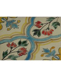 Decorative Antique Tile - HB22