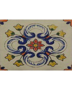 Decorative Antique Tile - HB25