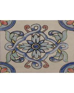 Decorative Antique Tile - HB26