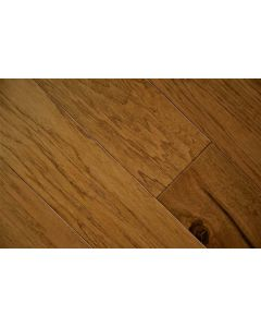 DBNS Hardwood - Eco American: Hickory Chestnut - Engineered Hardwood