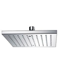 Dawn® Single Function Rectangle Rain Showerhead, Chrome