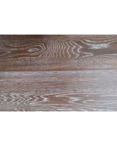 Pinnacle - Elite: Smoke Brown - Engineered Wire Brushed Oak